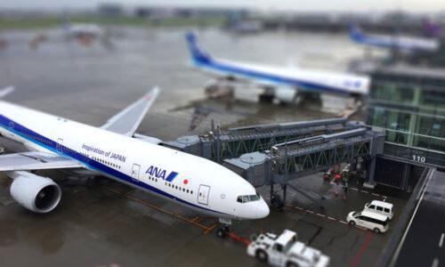 全日空、成田・ブリュッセル線就航