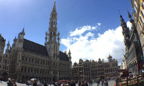 ブリュッセルでプリペイドデータ通信SIMを買ってみた